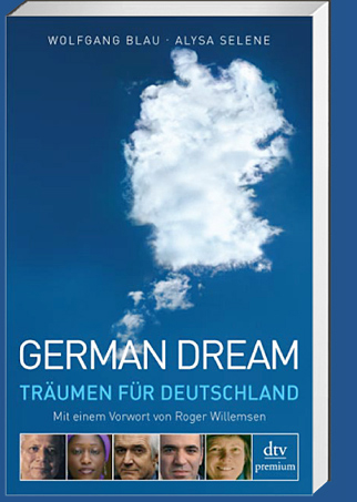 Buchumschlag German Dream